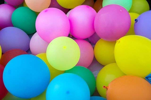 Some Tips For Recycling and Reuse Of Party Balloons