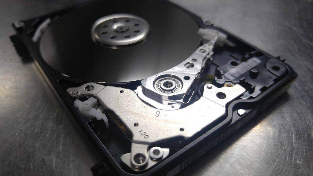 Hard Drive Data Recovery