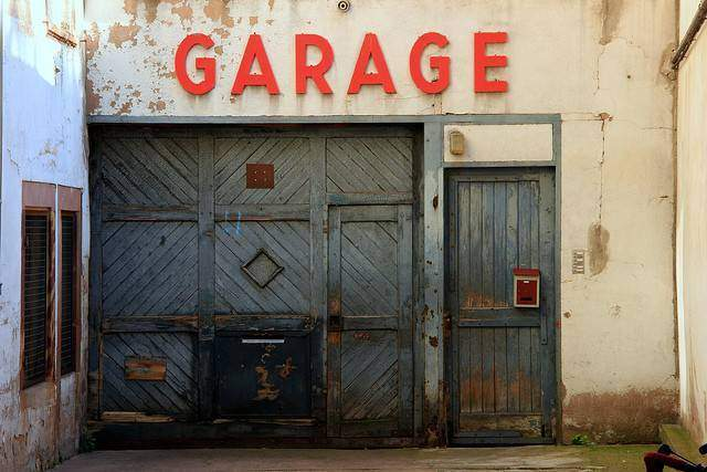 Moving Garage Doors