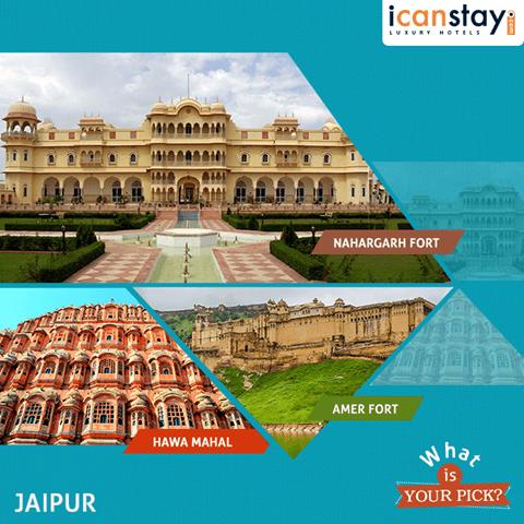 Luxury Hotel Deals in Jaipur