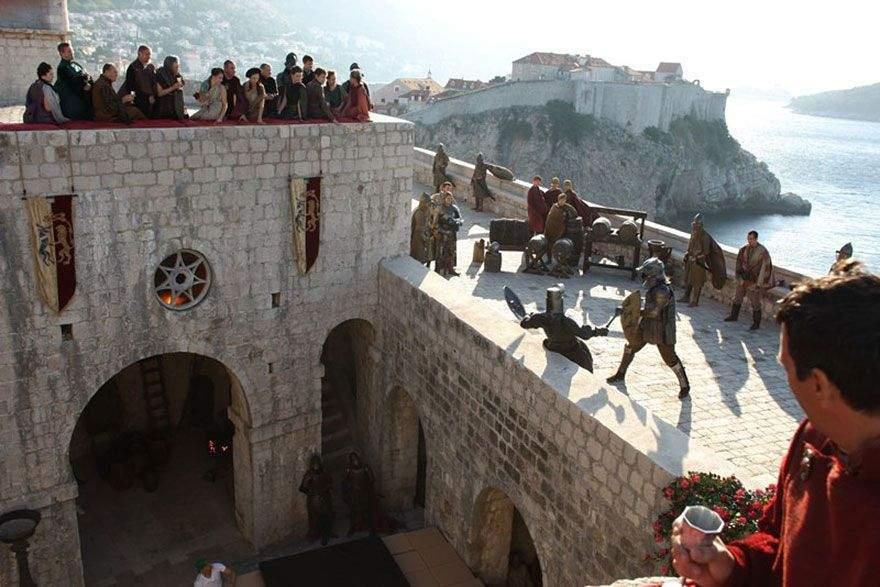 Filming Destinations in Croatia