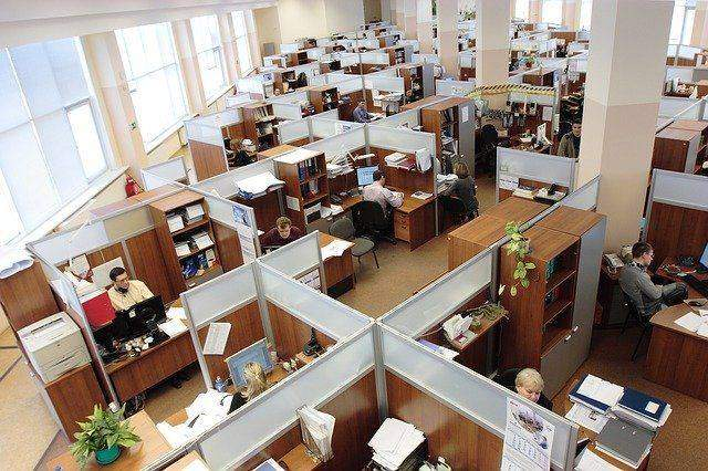 Interior of Your business Place