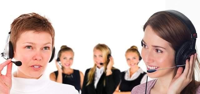 B2B call centre service