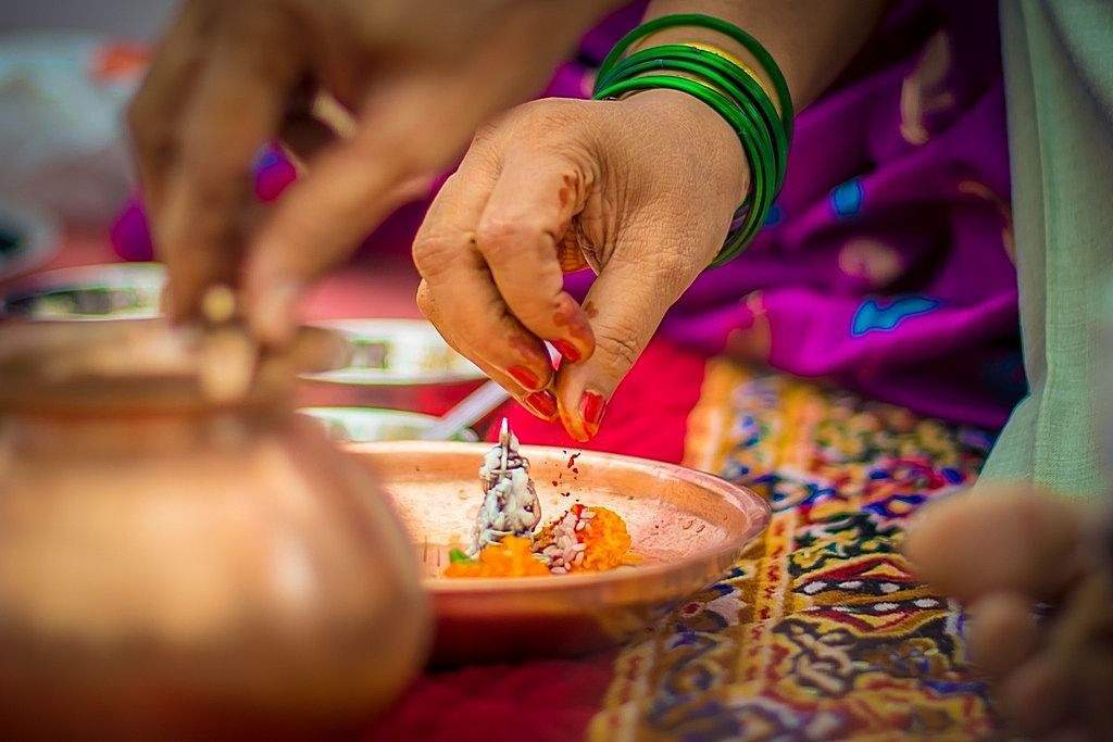 Indian Wedding, A Giant Box of Surprises