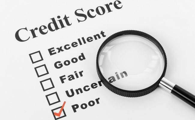 Credit Score In Financial Debt