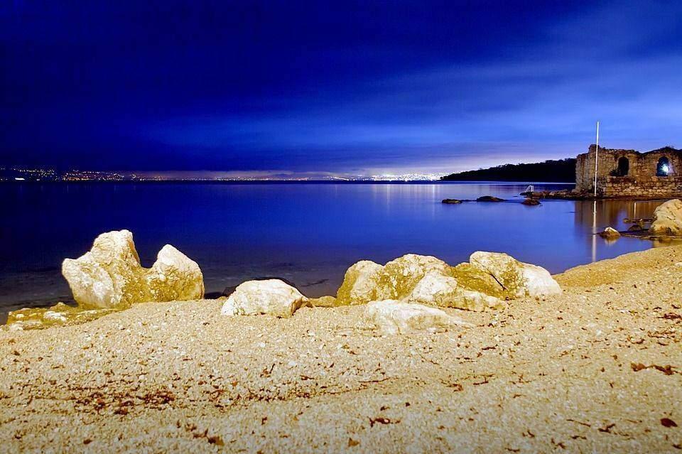 Krk Island Evening