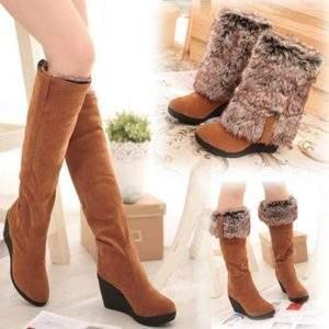 ladies fashion boots