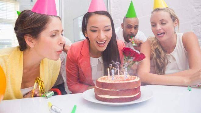 Cake For Office