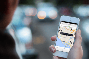 Amazon Affixes an Uber Clone App