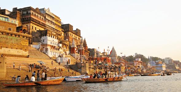 five star hotels in Varanasi