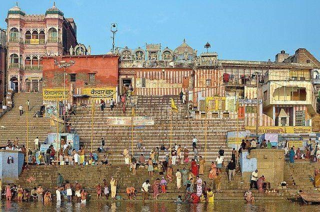 Religious Spots in Varanasi
