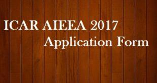 ICAR-AIEEA-2017-Application-Form
