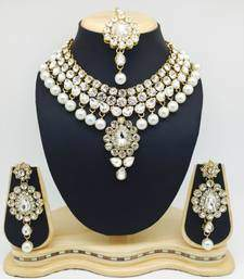 wedding set gems