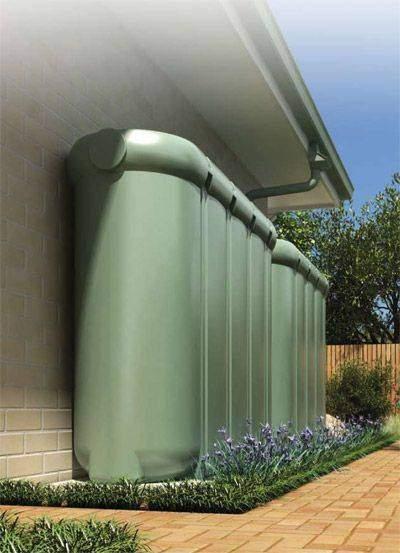 Clean Rainwater Tanks