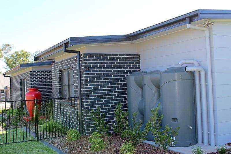 Slimline Rainwater Tanks