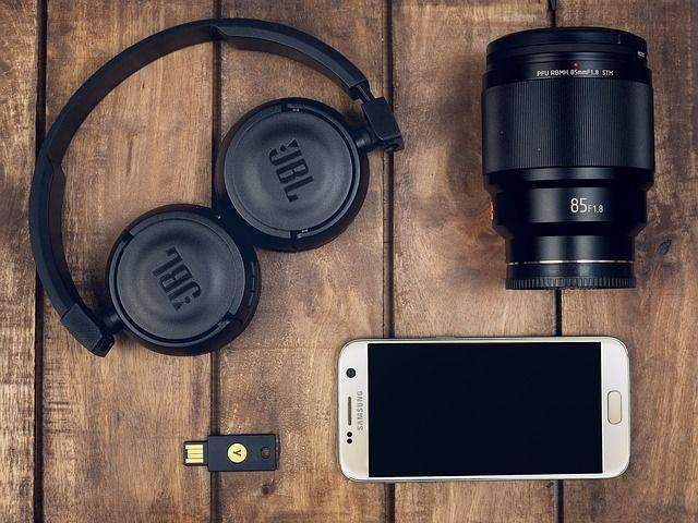 Fake JBL Headphones