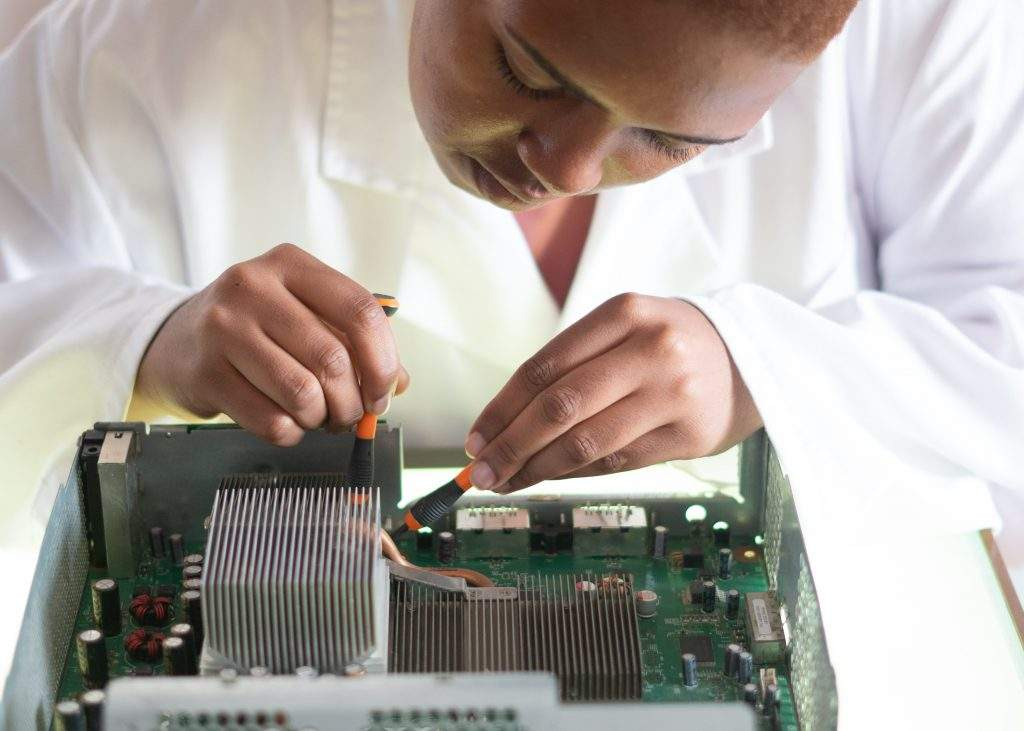 Repairing Your Electronic Products