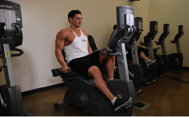 Workout With a Recumbent Bike