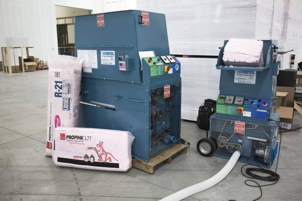 Insulation Machines