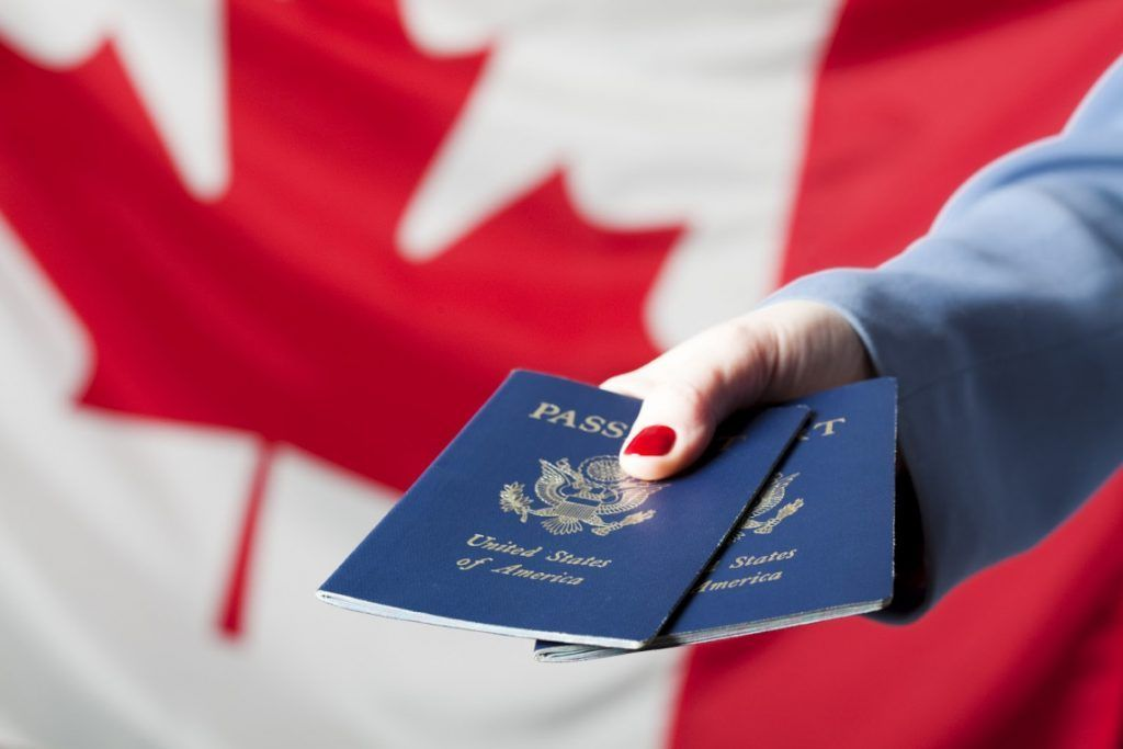 visas to travel to Canada