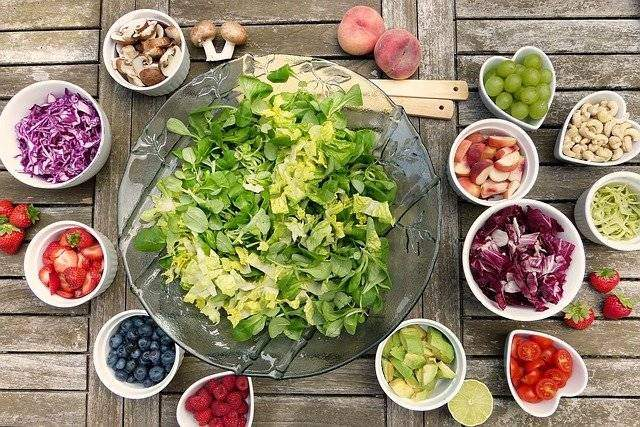 Fit And Healthy Foods