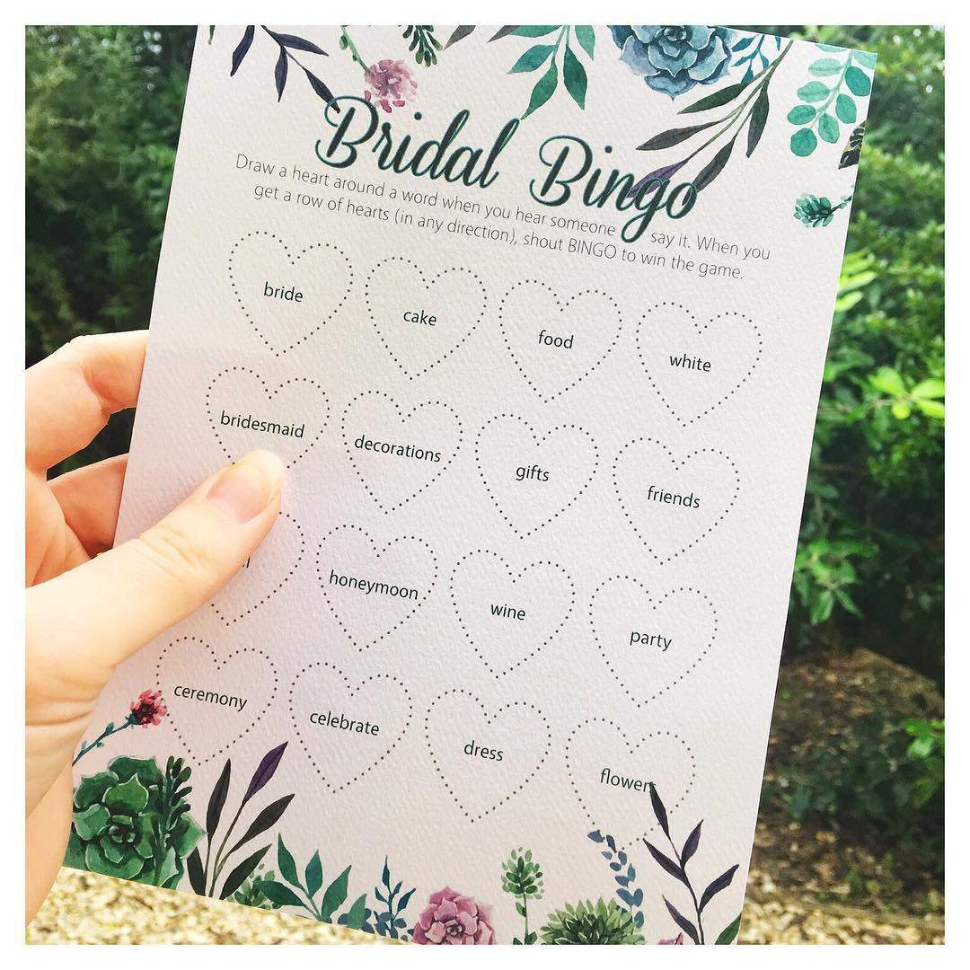 Fun Bridal Shower Games to Get the Party Started