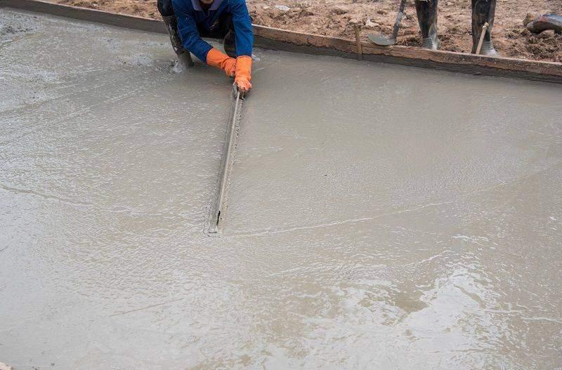 Exposed Aggregate-Concrete
