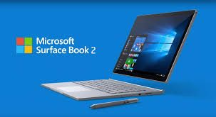 Microsoft Surface Book 2,
