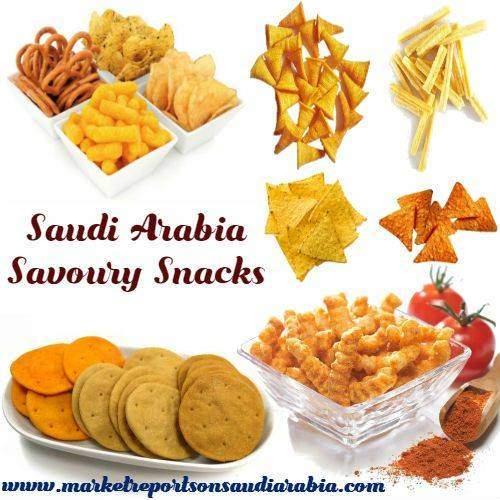 Saudi Arabia Savoury Snacks Market: Production, Revenue, Price Trend & Forecast Report 2021