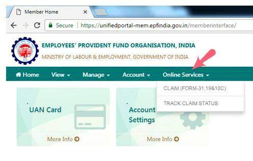 EPF-balance-withdrawal-online-PF-advance-loan-EPS-online-withdrawal-procedure-link-url-pic