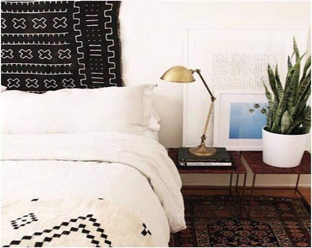 Sanke Plants in the bedroom - Shruti Sodhi Interior Designs