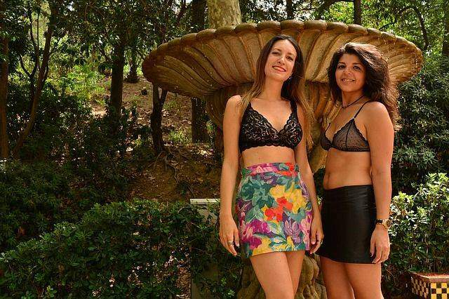 How to Incorporate Lingerie into your summer outfits!