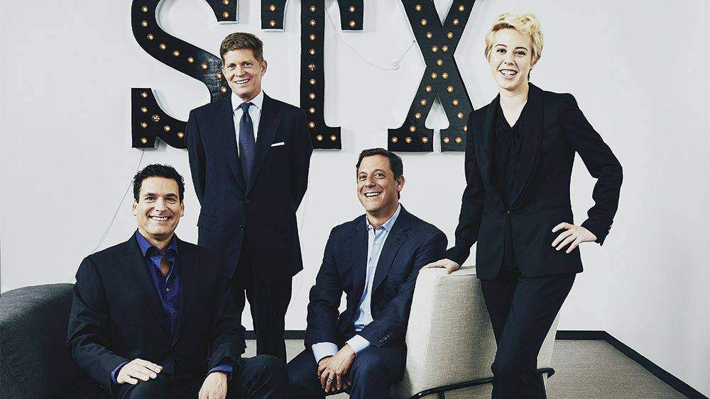 Will STX Entertainment be the next major studio of Hollywood?