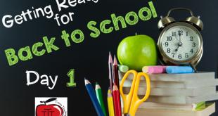 back to school blog series