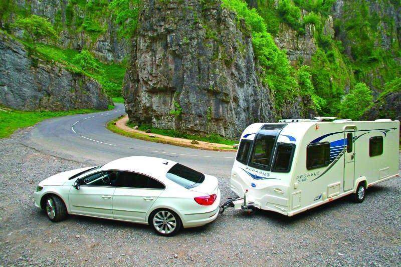 How To Safely Tow A Caravan