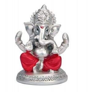 ganapathy-silver-idol