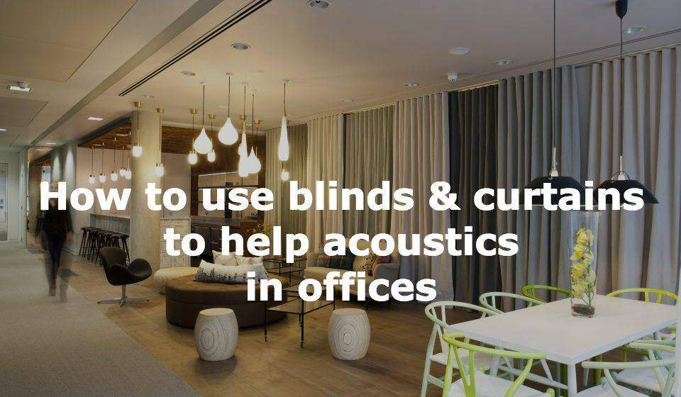 Commercial Office Blinds