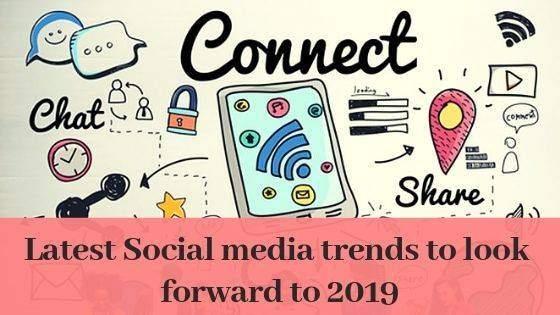 Latest Social Media Trends