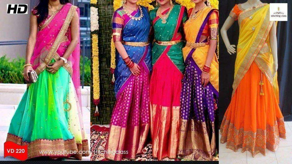5 Things to Consider to Stitch Saree Blouse For Wedding Party