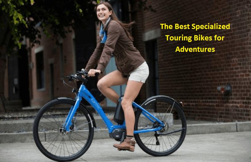 Bikes for Adventures