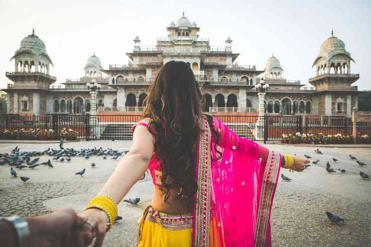 List of the Best Places for Pre Wedding Shoot in Rajasthan