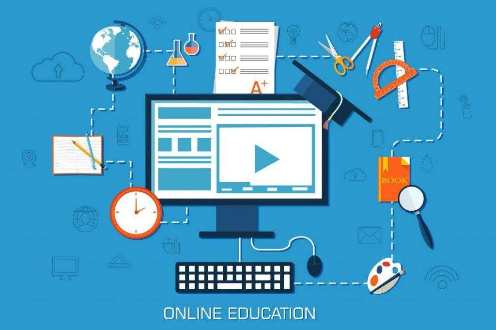 online education market in India