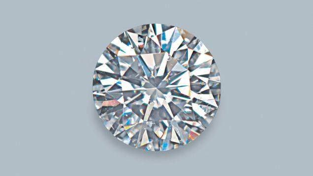 THE HUMAN SIDE OF A DIAMOND'S BRILLIANCE