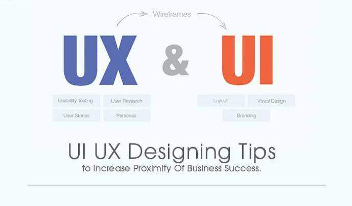 Top 8 UI Design Tips For Your Mobile App Success