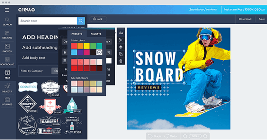Free Online Graphics Software