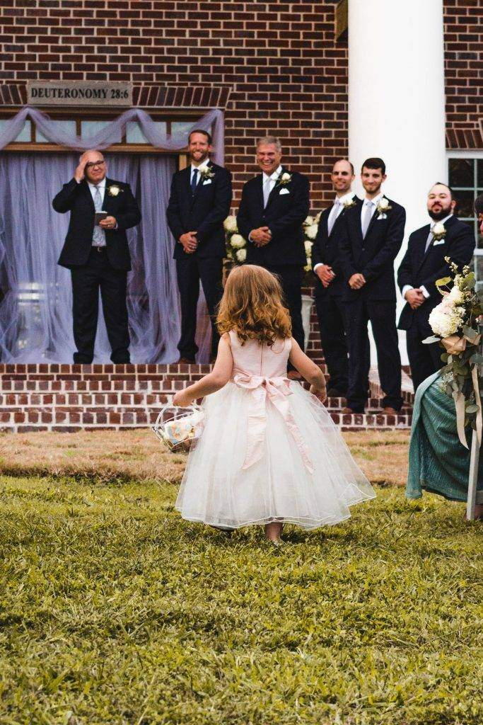 How To Include Children In Your Wedding
