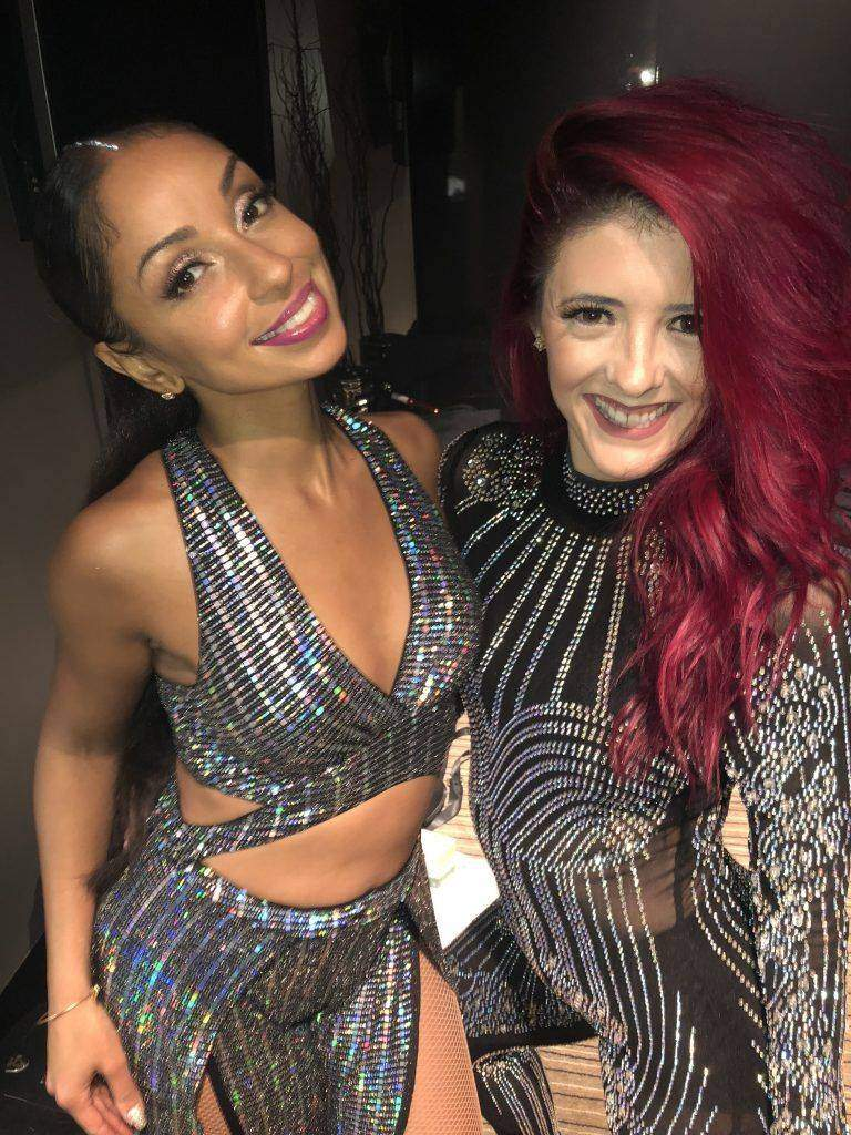 Canada's Kaela Faloon Dances Alongside Idol Mya on Awe-inspiring Tours