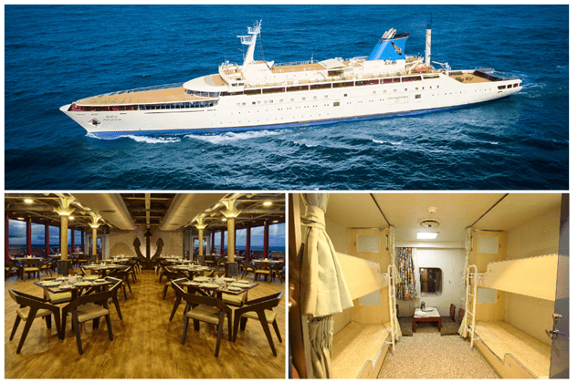 5 Best Cruises In India To Spend Your Holidays Perfectly