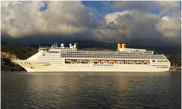 Costa Victoria Cruise