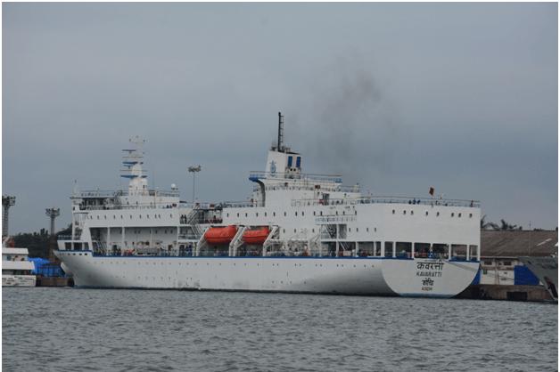 M.V. Kavaratti Cruise